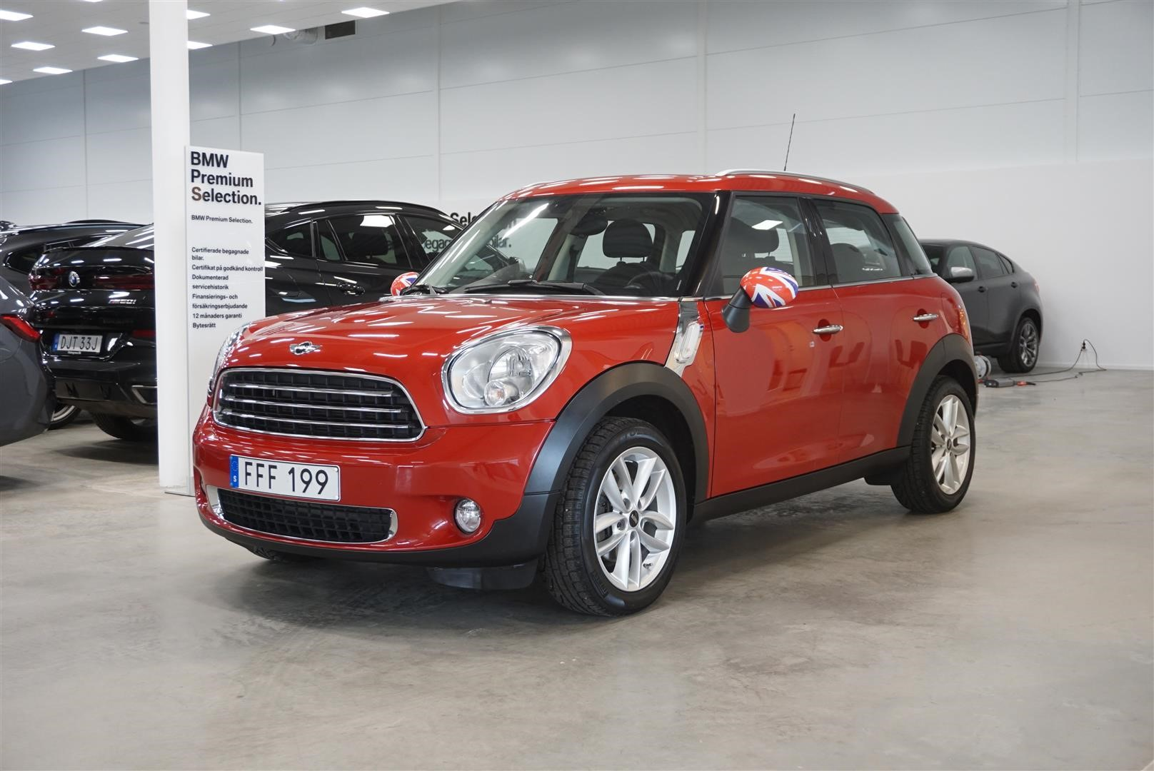MINI One Countryman (98hk) Chilli